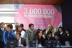 08.07.2013 Conectar Igualdad 3.000.000