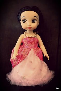 iiven with wonder: Disney Animators Doll