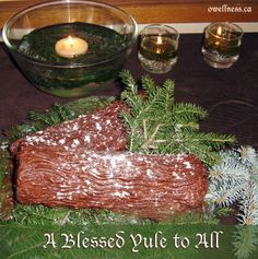 A Blessed Yule to All!