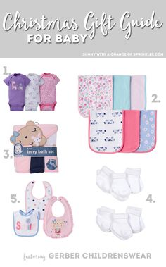 babys christmas gift guide gcwbaby ad