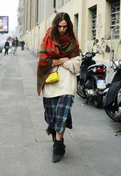 Tommy Ton Mens Milan Fashion Week Fall 2014 // edgifyme.com
