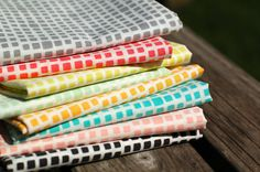 Fat Quarter Bundle Squared Elements from Art Gallery by FreshStash, $20.00