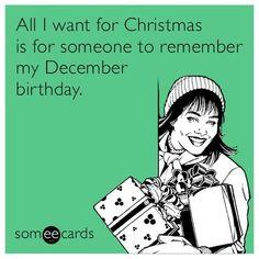 December - December Birthday
