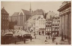 Amsterdam - Oude Beurs