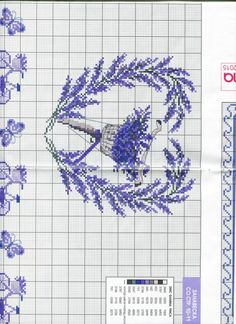 Ribbon Embroidery, Cross Stitch Embroidery, Embroidery Patterns, Cross Stitch Patterns, Cross Stitch Heart, Cross Stitch Flowers, Love And Marriage, Cross Stitching, Floral