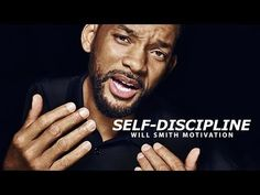 SELF DISCIPLINE - Best Motivational Speech Video (Featuring Will Smith) a Poetry video at DedicateIt. Watch it now! Dedicate it to someone now! Motivational Speeches, Motivational Videos, Motivational Quotes For Success, Inspirational Videos, Will Smith Motivation, Will Smith Quotes, Best Motivational Speakers, The Smiths, Activities For Teens