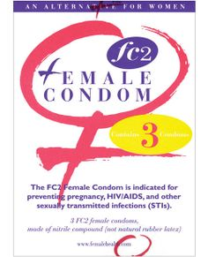 gifts for girls who like to cover it up. FC2 Female Condom's sheath now available at www.imbesharam.com,India's first adult lifestyle webstore.