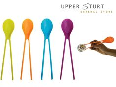 Soup Stix    $3.95    SoupStix – Chopsticks and soup spoon in one! Functional and fun – Perfect for your next Asian night. 4 great colours