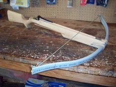50 lbs PVC Crossbow                                                       …