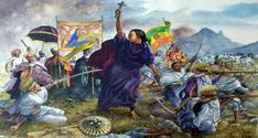 Taytu Betul was a formidable queen and empress of Ethiopia (1889–1913). She was the wife of Emperor Menelek II, and was also the inspiration behind the 1896 Ethiopian victory against colonialism, ...