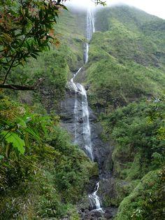 Blanche, Cascade, Reunion