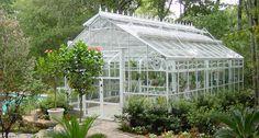 AC-1500 Greenhouse (by Texas Greenhouse Company)