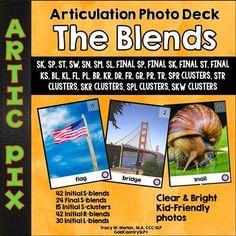 Artic Pix - The Blends. R-blends, L-blends and S-blends (including FINAL S-blends).