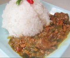 La sauce de gombo est l'une des sauces les plus célèbres d'Afrique de l'ouest. Cette