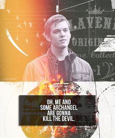 #Supernatural - Adam Milligan