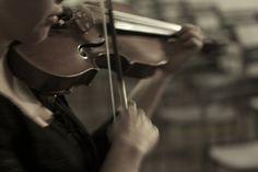 violinista con nome | © Valeria Squillante