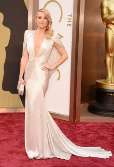 Kate Hudson | Fashion On The 2014 Academy Awards Red Carpet