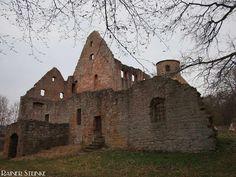 Kloster und Schlossruine Schönrain | Kult-Urzeit