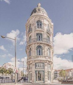 Notre Dame, Portugal, Tower, Building, Trips, Travel, Lisbon, Viajes, Rook