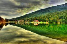 Artur Mashnich - Google+ - Golcuk Crater Lake, Bolu, Turkiye by KENAN İDRİS…