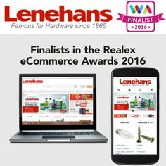 Lenehans selected as a Finalist for the Realex Payments Web Awards 2016 Awards, Hardware, Shop, Computer Hardware, Store