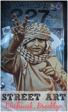 Street Art in Brooklyn: The Bushwick Collective   CulturalXplorer.com