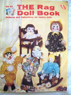 The Rag Doll Book
