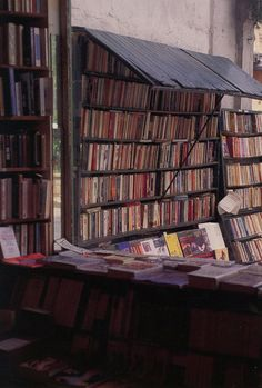 Shakespeare & Co. Bookshop, Paris, France