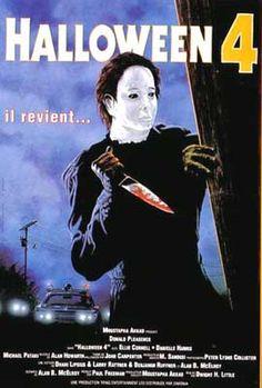Halloween 4 - The Return Of Michael Myers