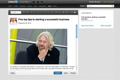 LinkedIn Brand Influencers
