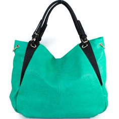 Amazon.com: New Arrival Designer Inspired Unique Buckle Handle Embellishment Simple Solid Fashion Tote Satchel Hobo Handbag Purse with Adjustable Shoulder Crossbody Strap in Mint Green: Clothing $47.99