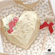 Chocolate Pinata, Chocolate Bomb, Chocolate Hearts, Chocolate Covered Treats, Pinata Cake, Creative Food Art, Valentines Sale, Artisan Chocolate, Geometric Heart