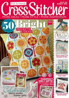 Cross Stitcher Magazine - March 2013 263 - CrossStitcher