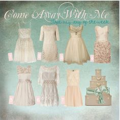 Come Away With Me:  Elope Any Day of the Week  (Elope, Dress, Wedding Dress, Short dress)