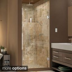 Shop for DreamLine Unidoor Plus Min 31 in. to Max 31.5 in. W x 72 in. H Hinged Shower Door. Get free delivery at Overstock.com - Your Online Home Improvement Shop! Get 5% in rewards with Club O!
