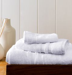 From the Bamboo Collection  - white. Lovely & sustainable.