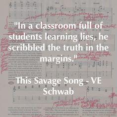 This Savage Song - VE Schwab