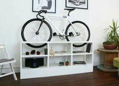 Fahrrad Regal