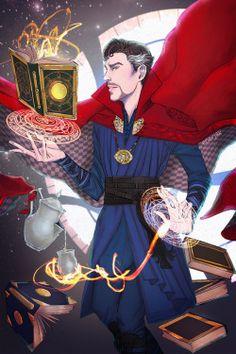 ✦ ✦ ✦ Doctor Strange - Sorcerer Supreme ✦ ✦ ✦ [x]