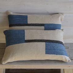 Susie Gillespie cushions-modernist-blue
