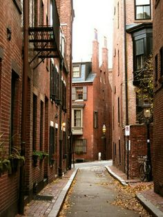 Someday I WILL live in Boston, MA. I just love that city so much