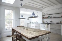 Blake london. Calming kitchen