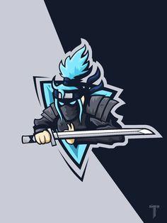 Shinobi mascot logo backgroung esports wallpaper png fortnite - This is Pubg Team Logo Design, Logo Desing, Mascot Design, Logo Design Services, Sport Design, Strong Female, Logo D'art, Logo Youtube, Logo Free