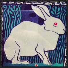 Its almost #Easter, which also happens to be the last day to see our Postcards of the Wiener Werkstatte show!