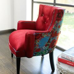 Traditional Armchairs by Horchow