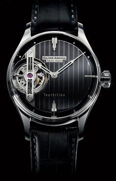 Hajime Asaoka Tourbillon Watch watch - Presentwatch.com