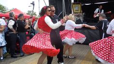 Rock around the Jukebox Open Air 2015- Rock 'n Roll Dance (2)