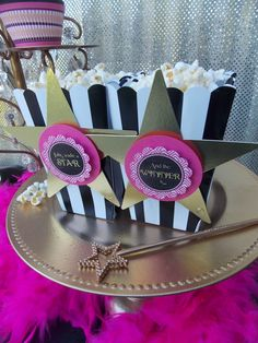 Popcorn at a Oscars Glam Party #oscars #popcorn