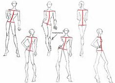 Drawing Lessons & Tutorials for the Beginning Artist: Fashion Art: Part 1 (Fashion Sketching)