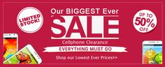 Cellphone Clearance sale - Everbuying.com